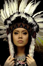 jillian undercover tutorial how to make a native headdress