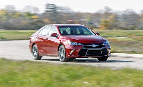 cars toyota black 2015 toyota camry xse v 6 test u2013 review u2013 car and driver