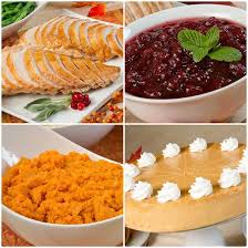 turkey day restaurant meals 24 traditional feasts plus three out