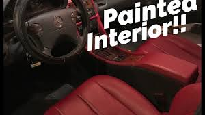 diy painting car seats different color youtube