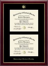 ucf diploma frame of central florida diploma frames church hill classics