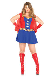 Size 4x Halloween Costumes Leg Avenue Size 3 Piece Comic Book Costume Seasonal