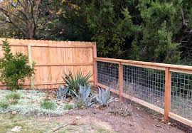 4 Ft Fence Panels With Trellis Pictures Of Cattle Panel Fencing Or Livestock Fencing Austin Tx