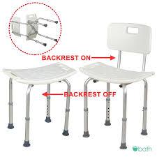 sliding bath seat chair transfer bench tub heavy duty shower