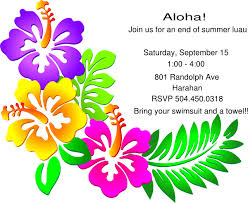 free luau party invitation u2013 orderecigsjuice info