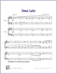 4 easy piano duets free printable sheet my favorite freebies