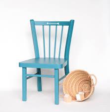 chaise vintage enfant chaise baumann les happyvintage