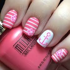 212 best anchor nail art images on pinterest nautical nails