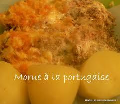 cuisine portugaise morue morue à la portugaise de nathan thermomix ou non revue par