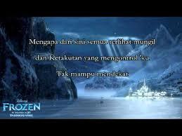 film frozen dari awal sai akhir disney frozen let it go indonesian cover youtube