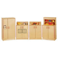 play kitchen from furniture dramatic play kitchen units