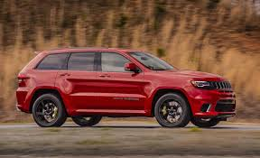 ghetto jeep the jeep grand cherokee trackhawk is 707 hp of all wheel drive