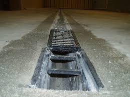 garage houses garage floor drain design garage floor drain houses flooring