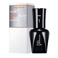 amazon com sally hansen salon pro gel cleanser 20 count beauty