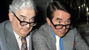 ronnie corbett u0027s best clips from the two ronnies u0027 fork handles to