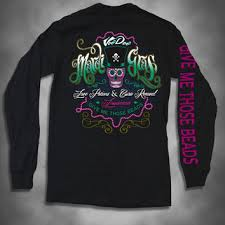 mardi gras tshirt sweet thing mardi gras voodoo sugar skull from simply tees