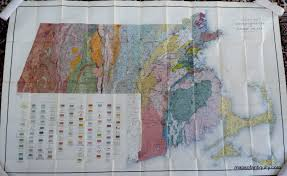 Map Of Chicago Suburbs Antique Folding Maps And Charts U2013 Original Vintage Rare