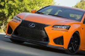 rcf lexus orange modded lexus gs f and rc f make a scene at sema u2013 toyota news