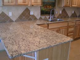 granite tile countertop in santa cecilia by lazy granite