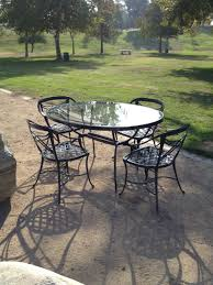 Patio Table Glass Top Designs For Glass Patio Table Home Furniture And Decor