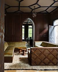 gothic office u2014 jessica helgerson interior design