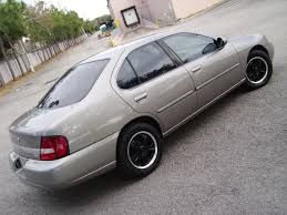 Nissan Altima 1997 - 2000 nissan altima sedan specifications pictures prices