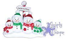 personalized ornaments ebay
