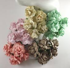 large paper flower wedding decorations paper flower themed bridal