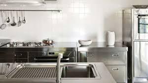 cuisine inox avantages et inconvénients côté maison