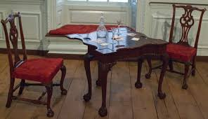 average card table size card tables 18th and 19th centuries home things past