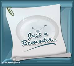 a reminder free e notes ecards greeting cards 123 greetings