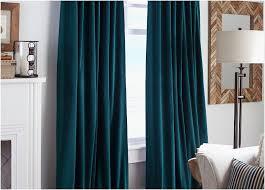 Teal Curtains Ikea Velvet Curtains Ikea Sanela Curtains 1 Pair 55x118 Ikea