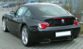 bmw zm coupe file bmw z4 m coupé rear 20100328 jpg wikimedia commons