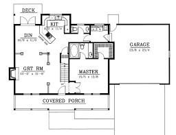 houses with 2 master bedrooms colonial style house plan 3 beds 2 50 baths 1986 sq ft plan 100