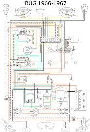 vw tech article 1966 67 wiring diagram stuning 1969 vw beetle