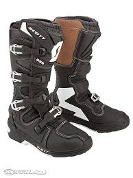 dirtbike boots 2011 scott 250 boots review motorcycle usa