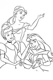 disney princesses coloring pages coloring