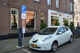nissan leaf south africa parkhurst to introduce solar powered vehicle charging stations