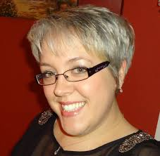short hairstyles for overweight women over 50 amazing grays gallery of silver sages