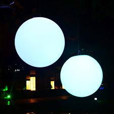 large outdoor sphere lights outdoor lighting