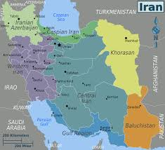 Regions World Map by A Map For Your Reference The Regions Of Iran Travel Beautiful