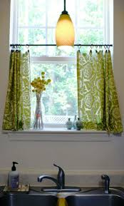 Green Color Curtains Kitchen Curtains Ideas For Different Room Situations Traba Homes