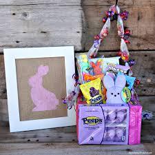 peeps easter basket make an easter basket with peeps easter candy boxes peepseaster