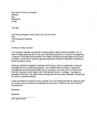 the cover letter that goes with your resume the job of resume