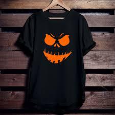 halloween shirts scary pumpkin halloween tshirt tshirt unisex size s 3xl