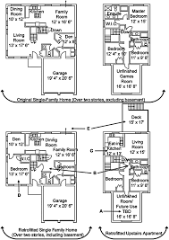 prevost floor plans retrofitting suburban homes for resiliency design principles