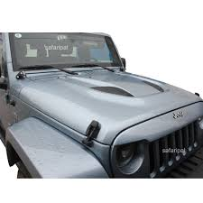 jeep vented hood amazon com safaripal 10th anniversary power dome style hood for