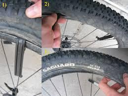 changer une chambre à air vtt tuto changer un pneu ou une chambre à air d un vtt