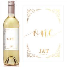 gold wine bottle table numbers wedding table numbers wine bottle table numbers
