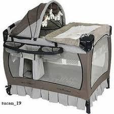 baby trend deluxe nursery center playard hathaway walmart com